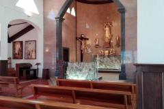 Interior Igreja do Imaculado Coração de Maria VII