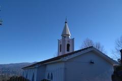 Exterior Igreja do Imaculado Coração de Maria I
