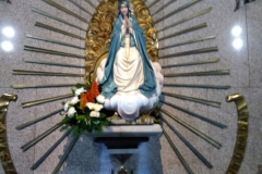 Interior Capelinha Nª Sª da Paz I