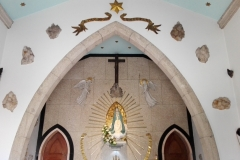 Interior Capelinha Nª Sª da Paz III