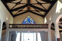 Interior Igreja do Imaculado Coração de Maria V